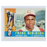 1960 Topps - #490 - Frank Robinson
