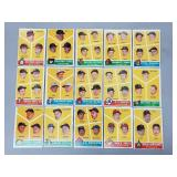 1960 Topps - 15 Card - Coaches Lot
