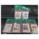 (6) 1990 Upper Deck Football Packs Jackson Montana