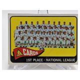 1965 Topps St. Louis Cardinals #57