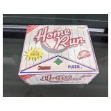 Upper Deck/Donruss/Fleer Home Run Baseball Cards