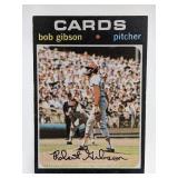 1971 Topps Bob Gibson #450