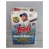 2015 Topps Series One Baseball Card Hanger Pack