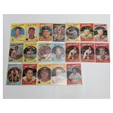 (19) 1969 Topps Baseball Frank Brooks Robinson