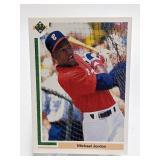 1990 Upper Deck Michael Jordan #SP1 Rookie Card