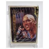 10121/25000 Icon Sports Michael Jordan Comm. Cards