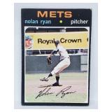 1971 Topps - #513 - Nolan Ryan