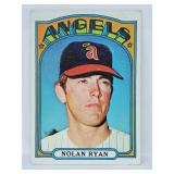 1972 Topps - #595 - Nolan Ryan