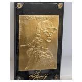 22K Gold Foil Ken Griffey Jr. Card
