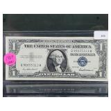 1957 UNC $1 Silver Certificate