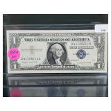 1957-A UNC $1 Silver Certificate
