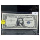 1957-A $1 Silver Certificate