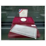 1998 Proof 90% Silver Robert F Kennedy Mem $1