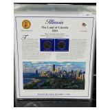 Illinois State Quarters & Postal Comm