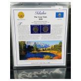 Idaho State Quarters & Postal Comm