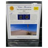 New Mexico State Quarters & Postal Comm