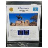 Oklahoma State Quarters & Postal Comm