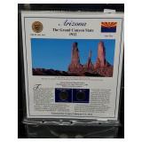 Arizona State Quarters & Postal Comm
