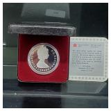 1985 50% Silver Canada $1 Dollar