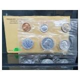 1961 90% Silver Proof Set