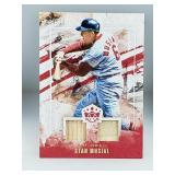 25/25 2019 Panini Diamond Kings Stan Musial Relic