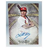 2014 Topps Five Star Kolten Wong Signed RC /499