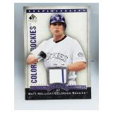 2008 SP Legendary Stardom Matt Holliday Jersey