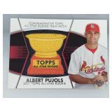 2014 Topps All Star Rookie Patch Albert Pujols