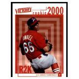 2000 Upper Deck Victory  Rick Ankiel RC