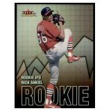 2000 Fleer Mystique Rick Ankiel RC