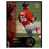 2000 Upper Deck Ovation World Premiere Rick Ankiel