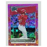 2020 Donruss Rated Rookie Pink Dylan Carlson