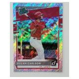 2020 Donruss Rated Rookie Rapture Dylan Carlson