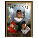 1998 Topps Prospects: Lance Berkman RC