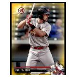2017 Bowman Yellow Paul DeJong RC