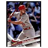 2017 Topps Update Series Paul DeJong RC