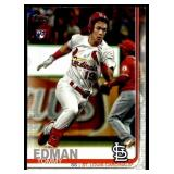 2019 Topps Update Series Tommy Edman RC