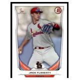 2014 Bowman  Jack Flaherty RC