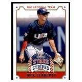 2015 Panini USA Stars & Stripes Jack Flaherty RC