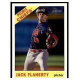 2015 Topps Heritage  Jack Flaherty RC