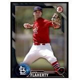 2014 Bowman  Jack Flaherty RC