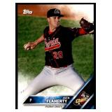 2016 Topps Pro Debut Jack Flaherty RC