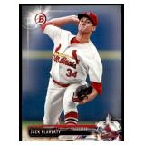2017 Bowman  Jack Flaherty RC