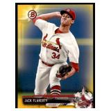 2017 Bowman Yellow Jack Flaherty RC