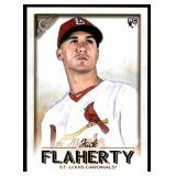 2018 Topps Gallery  Jack Flaherty RC