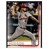 2019 Topps Series 2 Dakota Hudson RC