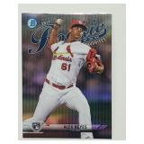2017 Bowman Rookie Favs. Alex Reyes RC
