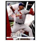 2017 Topps Finest  Alex Reyes RC