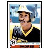 1979 Topps  Ozzie Smith RC