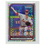 2008 Bowman Chrome X-Fractors Chris Carpenter /250